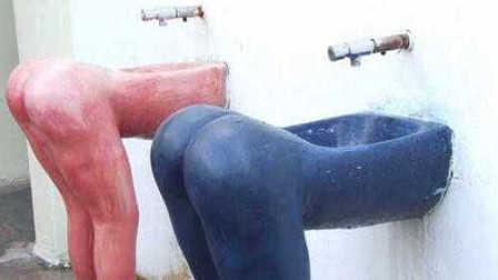 【男人上厕所有什么感觉 爆笑】搞笑视频 笑死人