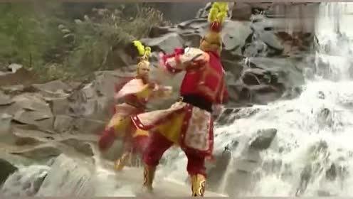 《西游记》真假美猴王的武艺超群!打起来真是