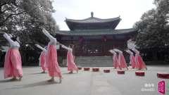 单色舞蹈(武汉)中南馆中国舞二阶教练班学员作品