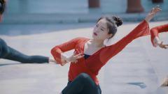 单色舞蹈(武汉)江汉路馆中国舞二阶教练班学员作