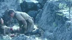 苏联红军阻击德军 冲锋枪疯狂的扫射 誓死战斗到