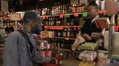 詹姆斯去买酒被库里杜兰特一伙戏耍群殴,遭到