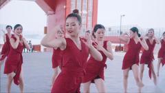 单色舞蹈(武汉)钟家村馆拉丁舞二阶教练班学员作