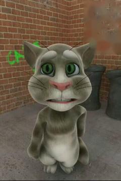 【会说话的汤姆猫】搞笑乱揍