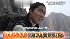 日本谐星在中国华山偶遇戏精,搞笑天赋把日本
