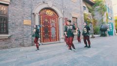 单色舞蹈(武汉)中南馆爵士舞二阶教练班学员作品