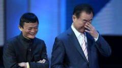 马云不爱在办公室看书,王健林:你太没文化!