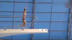 中国跳水挑战最高难度,没想到裁判全部给出1