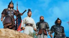 电影:黄渤两次将刘关张三人推下山.太搞笑了!