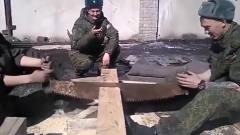 俄罗斯军队搞笑日常:我曾经在部队活着的时候