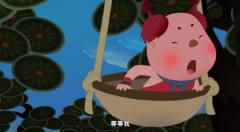 西游记:悟空带着师傅躲避红孩儿,在树林里转