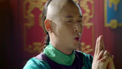 鹿鼎记:韦小宝跟皇帝摔跤尽出阴招,打得皇帝