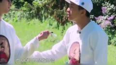 气球自爆惊呆邓超王力宏,邓超遭众人调侃,太